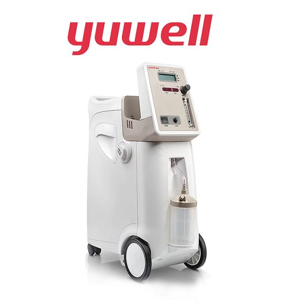 Máy tạo oxy Yuwell 9F-3 giá rẻ và tốt nhất Hà Nội