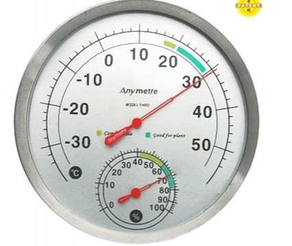 Nhiệt ẩm kế cơ học Anymetre TH600 giá rẻ, uy tín, chất lượng