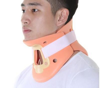 Nẹp cổ cứng có lỗ điều trị cột sống cổ, sau phẫu thuật SKP - 005 (Đài Loan)