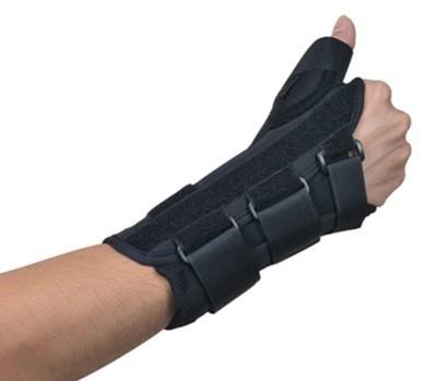 Nẹp ngón tay cái H1 460S (470S), cố định xương, khớp của ngón tay cái, cổ tay